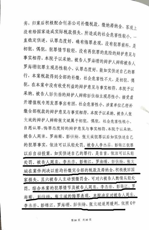 彭锦江判决-16